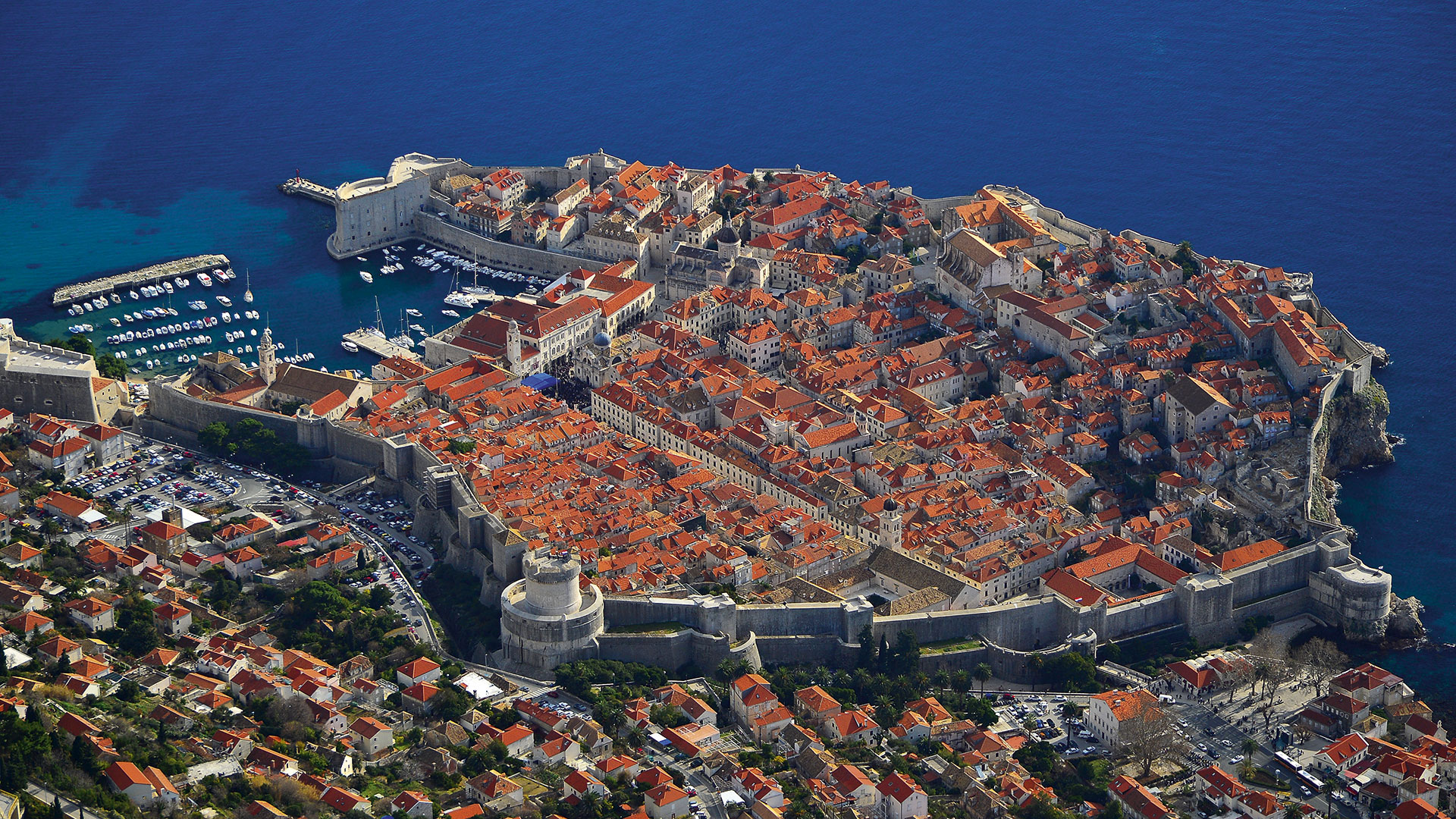 Dubrovnik, Dalmatino Travel - Sun Kissed Islands Tour